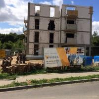 powstają nowe bloki na osiedlu Widok w Świebodzinie